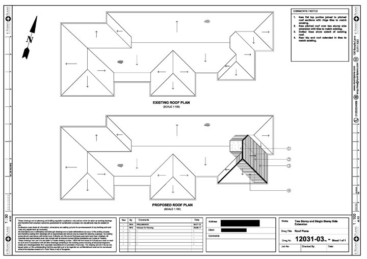 4 Point Plans Projects