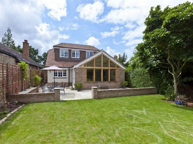 Type Of House Chalet Bungalow
